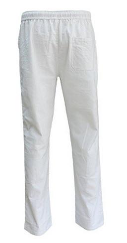 eYourlife2012 Men Summer Linen Flax Beach Long Straight Pant Drawstring Pockets Trousers Pants