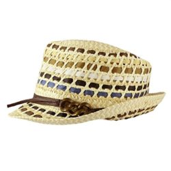 Morehats Multi Fedora Trilby Summer Beach Sun Straw Panama Hat