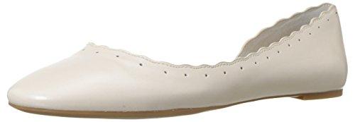 Nine West Women's Mai Leather Ballet Flat