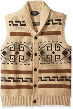 Pendleton Men's Westerley Sweater Vest