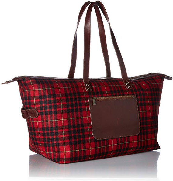 Pendleton Relaxed Gym Bag marcian tartan
