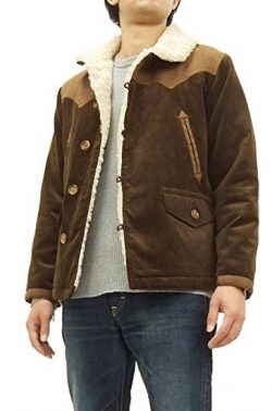 Pherrow's Men's Corduroy ranch Coat 15W-PRBJ1 .