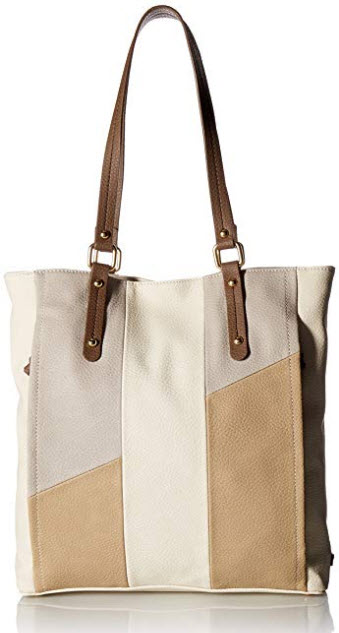 Relic by Fossil Relic Noelle Tote Bag Neutral Multi