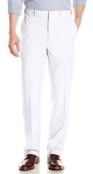 Savane Men's Performance Linen Dress Pant .