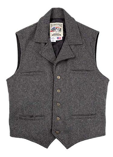 Schaefer Ranchwear – 805 Cattle Baron Vest
