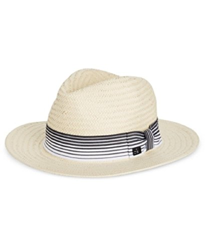 Sean John Men's Grosgrain Panama Hat