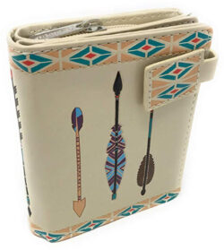 Shagwear Small Aztec Arrow Women's Wallet