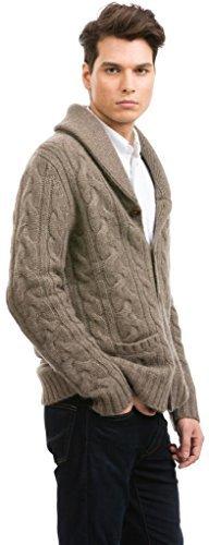 Shawl Collar Cardigans – 100% Tibetan Yak Wool – Citizen Cashmere