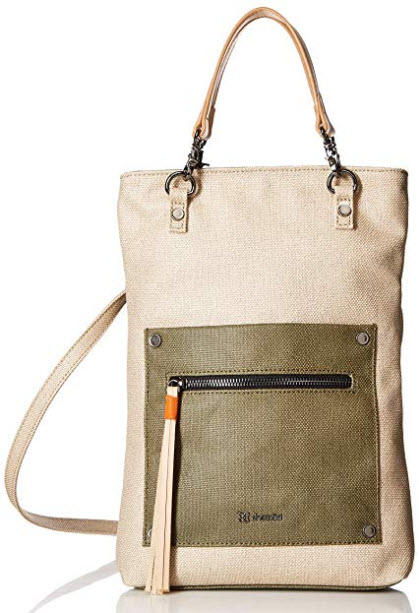 Sherpani 18-rebel-04-16-0 Cross Body Bag, natural moss