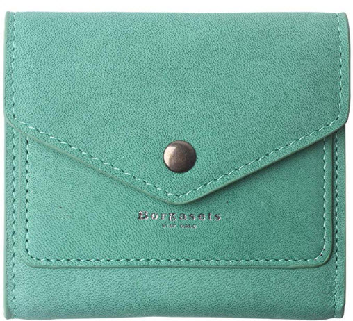 Small Leather Wallet for Women, RFID Blocking Women's Credit Card Holder Mini Bifold Pocke ...