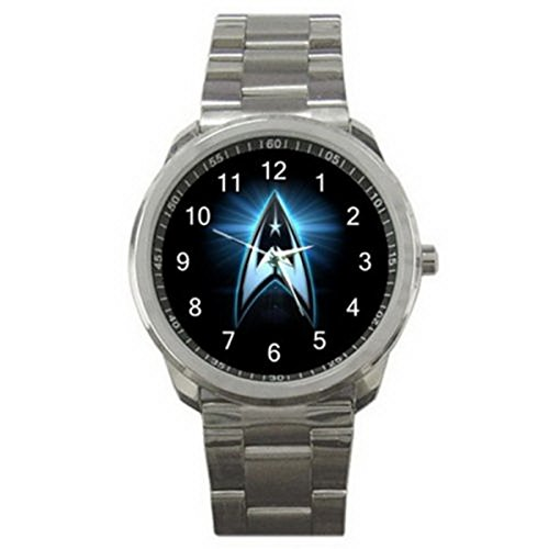 HSS078	Star Trek Movie Series Logo #A Sport Metal Watch