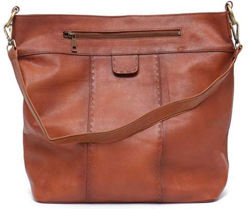 STEPHIECATH Women Leather Tote Bags Retro Stylish Handbag Italian Genuine Cow Leather Shoulder B ...
