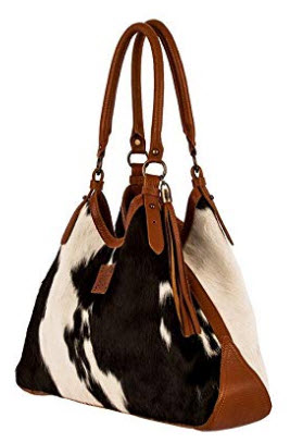 STS Ranchwear Women's The Classic Large Hobo cowhide