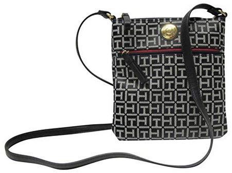 Tommy Hilfiger Womens' Crossbody Bag Small Shoulder Bag