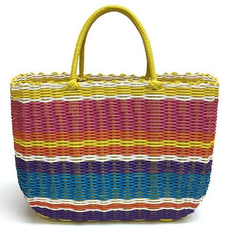 Tote Bag by Bambou, Waterproof Beach Bag, Ladies Shopping Bag, Fashion Purse Women, 100% Recycle ...