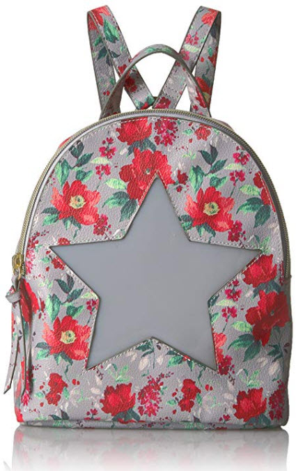T-Shirt & Jeans Floral Star Back Pack