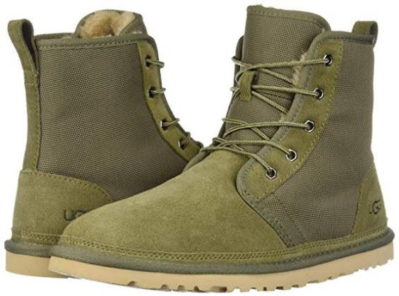 UGG Men's Harkley Chukka Boot moss green