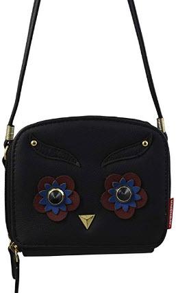 Unionbay Boho Clutch – Large Size Wallet – Crossbody Hipster Bag Fox/Owl/Cat Boho Pr ...