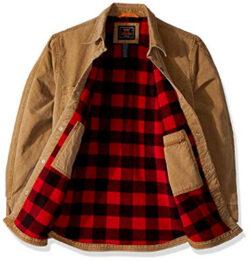 Walls Men's Bandera Vintage Duck Shirt Jacket, vintage pecan