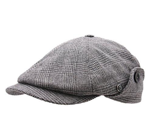 Wegener Men's Style Flat Cap